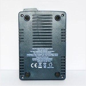Цифровое интеллектуальное зарядное устройство OPUS BT-C3100, 4 слота, ЖК-дисплей, для литий-ионных никель-металлогидридных батарей AA AAA 10440 18650