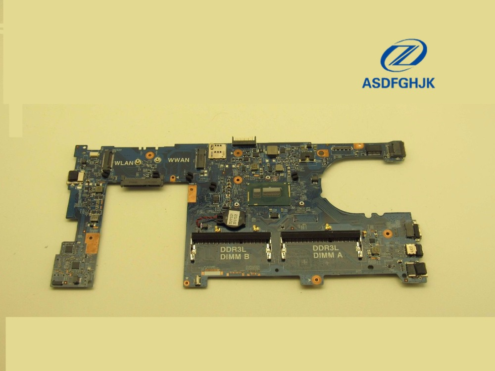 For Dell For Latitude 3340 Laptop Motherboard w/ i3 4005U CPU MYK5G 0MYK5G CN-0MYK5G Motherboard DDR3L
