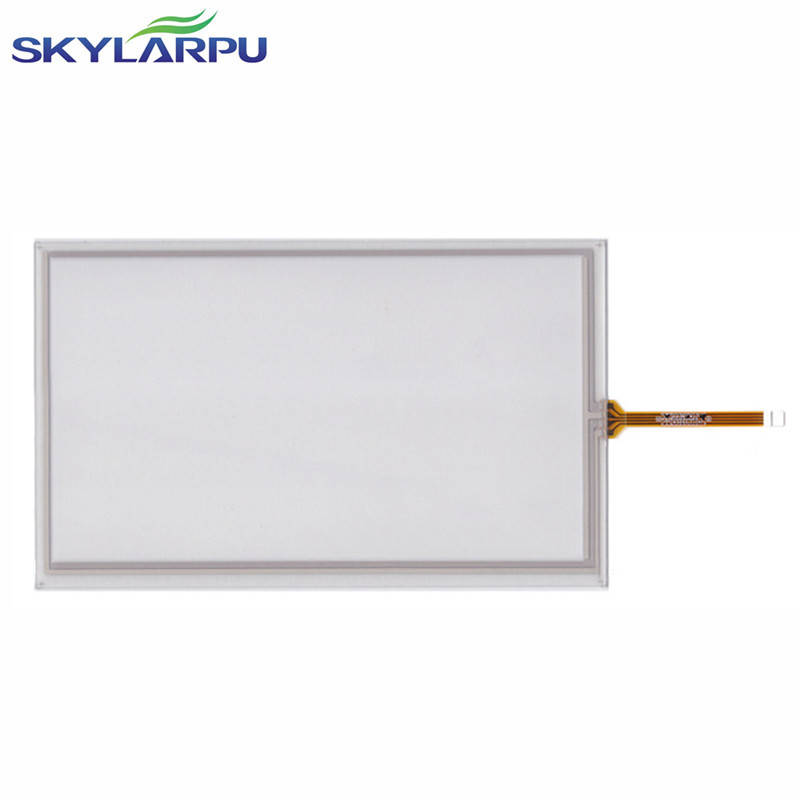 2fe0a8c29 skylarpu New 8 inch 4 wire Resistive Touch Screen Panel 192*117mm touch  screen digitizer panel 30mm free shipping