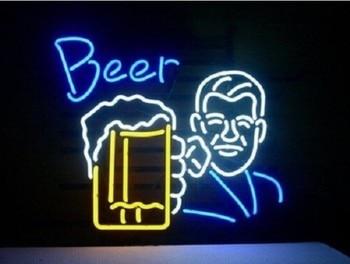 Custom Bar Pub Open Neon Light Sign Beer Bar