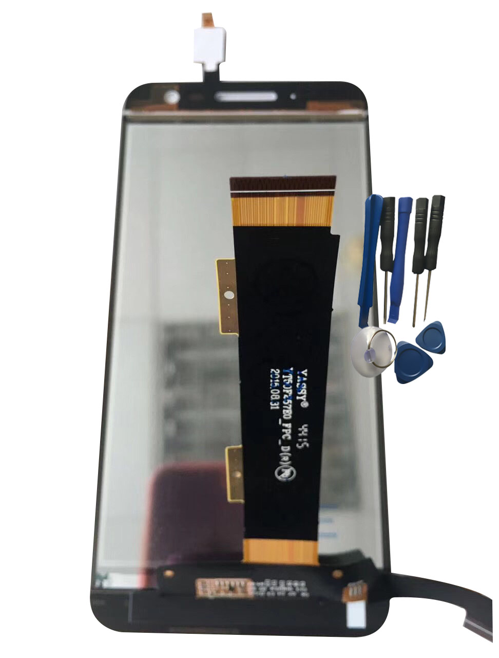 BINYEAE For YT50F257E0_FPC_D(R) LCD Display With Touch Screen Digitizer Sensor Assembly Replacement BINYEAE For YT50F257E0_FPC_D(R) LCD Display With Touch Screen Digitizer Sensor Assembly Replacement