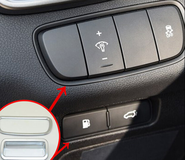 2011 Kia Sorento Accessories: Auto Inerior Accessories, Light Switch Button Trim,inner