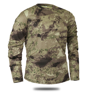 Image 3 - Mege Brand Clothing New Autumn Spring Men Long Sleeve Tactical Camouflage T shirt camisa masculina Quick Dry Military Army shirt
