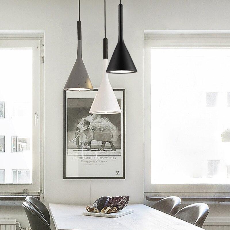 Mode moderne grande araignée tressée lustres blanc noir tissu nuances 10 lumières suspendus grappes plafonnier salon - 2