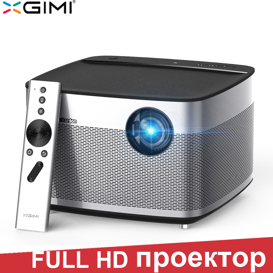 XGIMI H1 4K DLP Led 1080P Projector 1920×1080 Full HD Proyector Beamer Home Theater Build-in Hifi Android 5.1 Bluetooth