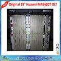 """Original 19 """"MA5680T OLT com 2 Placa 2 Placa de Uplink GICF Controle SCUN 2 PRTE Power Board & 1 GPBD C + placa"""