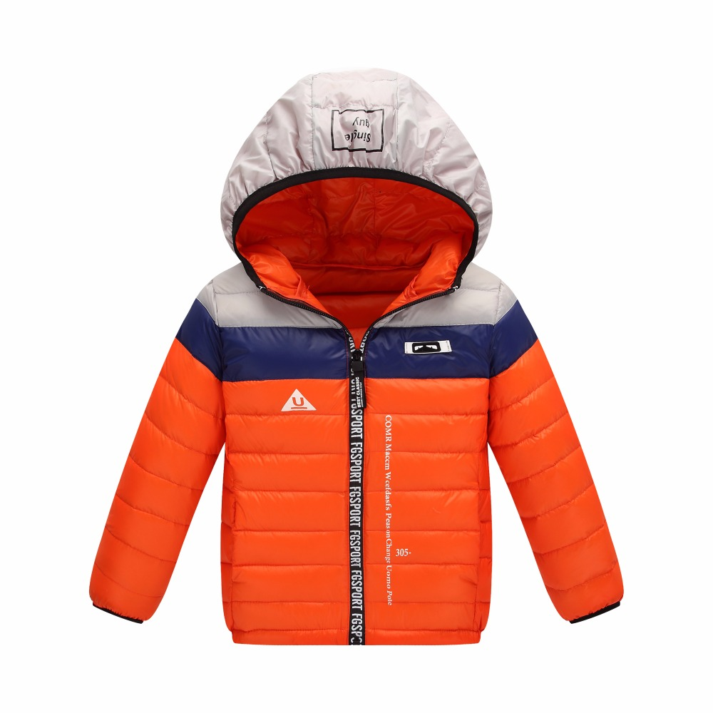 Children's winter jackets coats for girl boy 90% white duck down winter clothes for boy kids outwear snowsuit children clothing 90% duck feather thicker little girl down jacket boy down jackets winter hooded coat kids outwear long sleeves children coats