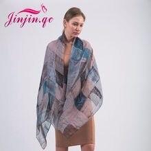 Jinjin. QC 2019 mody wiskoza chusta szalik wiosna kobiety chustka Jersey hidżab Echarpe chusty chustki na szyję Femme bohemia Pashmina dziewczyny sjaal