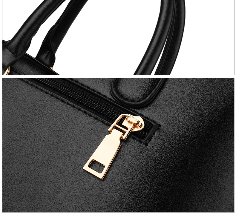 Women Bags Set 2 Pcs Leather Handbag Women Tote Bag Ladies Shoulder Bag for Women 2018 Messenger Bag Sac a Main 42