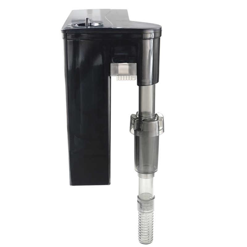 ATMAN HK-0100/0300/0400/0600 oil removal membrane wall-mounted filter Oil  removal membrane mute waterfall filter 3-in-1 pump
