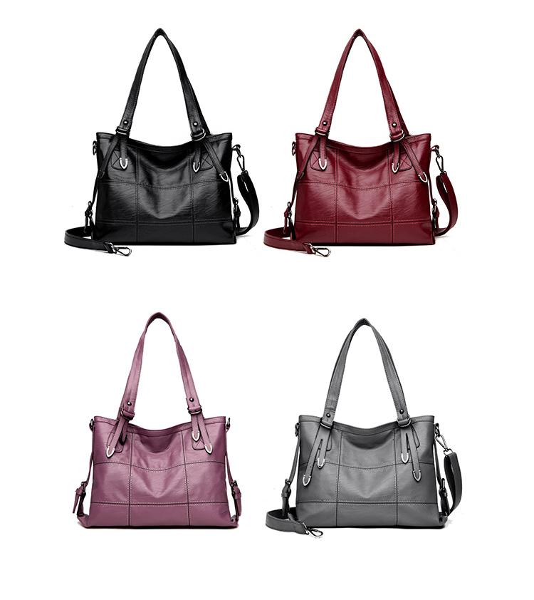 VMOHUO Messenger Bag Women's Ladies Hand Bag Women Leather Handbag Casual Tote Bag Bolsas Femininas Female Shoulder Bag (14)