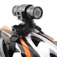 Rower motocykl kamera Full HD 1080P DV wodoodporna zewnętrzna kamera sportowa kask Bike Action DVR Cam wideo gorąca sprzedaż w Minikamery od Elektronika użytkowa na