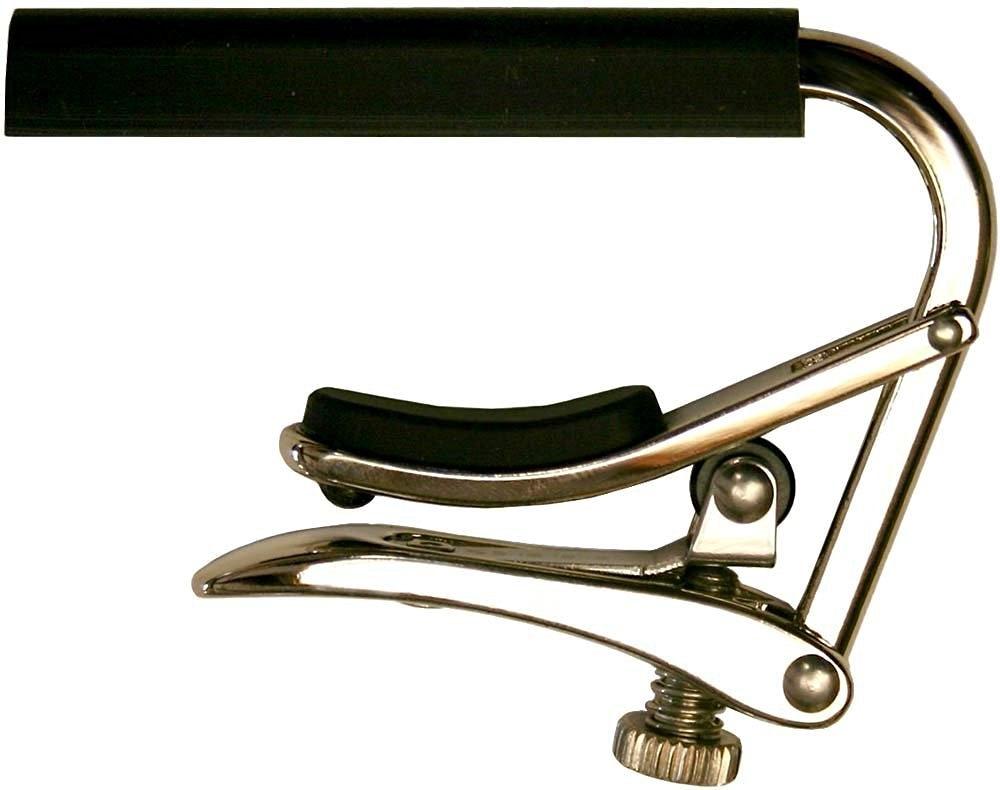 Shubb C2/C2N/C2K Nickel Capo for Nylon String Classic Guitar Available in 3 Colors Capotraste