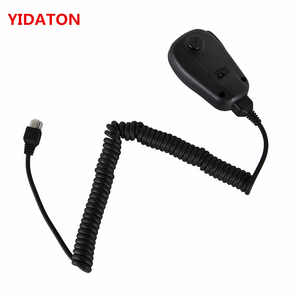 YIDATON MH-31A8J Hand Mic For YAESU FT-450 FT-817 FT-857 FT-897 Walike Talkie For YAESU Two Way Radio Accessories