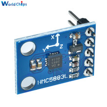 GY 273 3V 5V HMC5883L Triple Axis Compass Magnetometer Sensor Module Three Axis Magnetic Field Module For Arduino