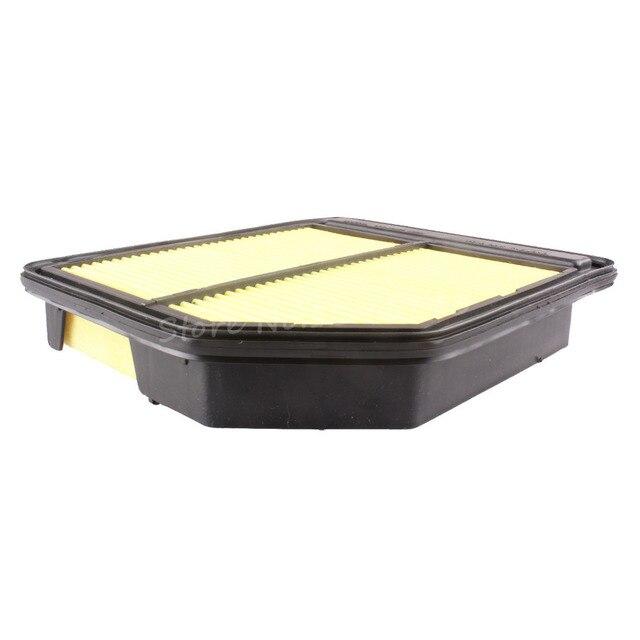 Negro y amarillo 17220-RNA-A00 filtro de aire del motor para Honda Civic 1.8L L4 no Hybird AF5653 2006-2011