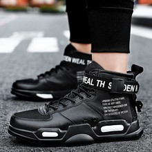 summer high top couple Sneakers mesh Breathable hot sale men