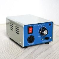 Saeyang Marathon 3 Micromotor Control Box 35000RPM Micro Motor for Dental Lab and Jewellery Polishing