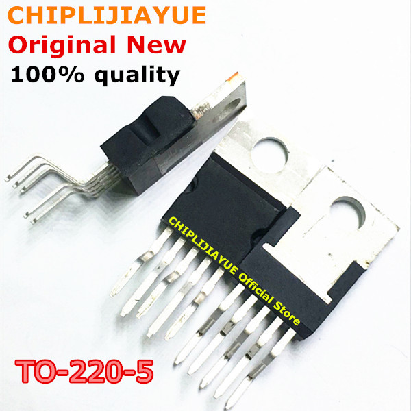 (10 mảnh) 100% New LM1875T LM1875 TO-220-5 Gốc Chipset con chip IC BGA Trong Kho