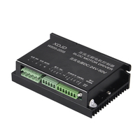 CNC Motor Driver Stepper Motor Drive DC 24 50V Controller For Brushless Spindle 600W Milling Router Bit Tools