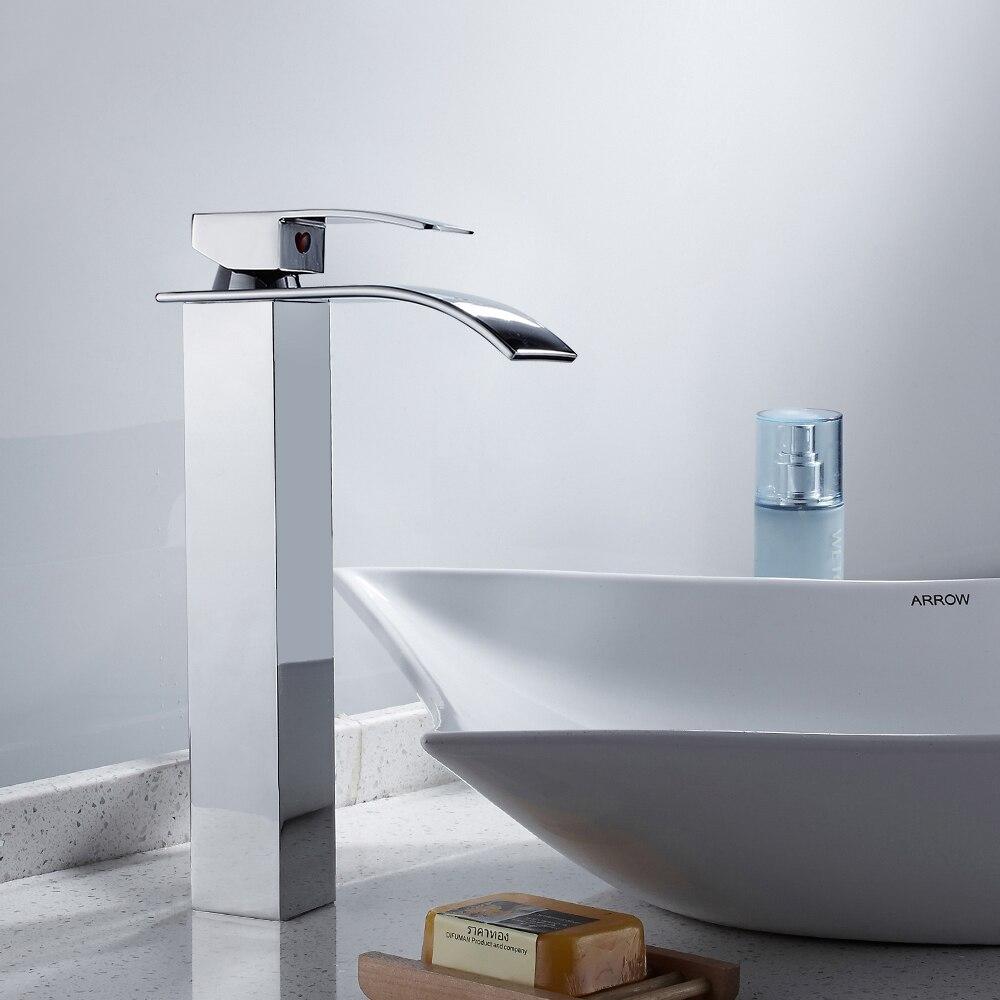 Funky Crane Faucet Handles Embellishment - Faucet Collections ...