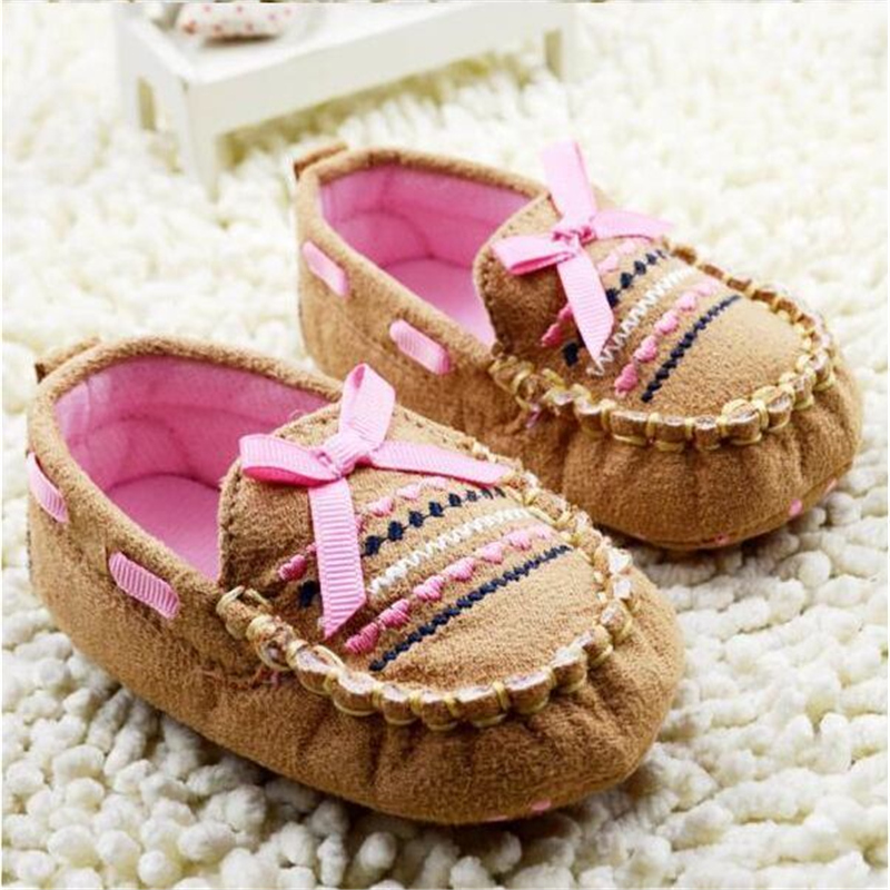 2019 Infant Newborn Baby Kids Girl Boys Cute Cotton First Walkers Lace-Up Sneakers Casual Shoes 0-18M