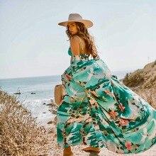 Women's Spell Nightingale Kimono Cardigan Open Front Maxi Dress