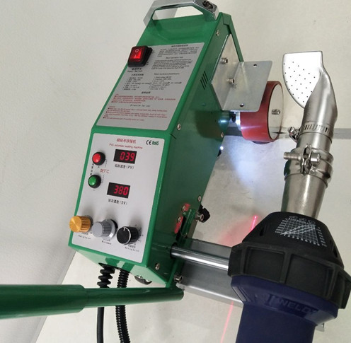 Lower Price Flex Banner Welding Machine Of Banner Cloth In Short Supply