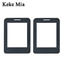 Keke Mia Black Front Glass Lens For Philips Xenium Philips E105 E106 Touch Screen Digitizer By Free Shipping Free Adhesive+Wipes цена в Москве и Питере