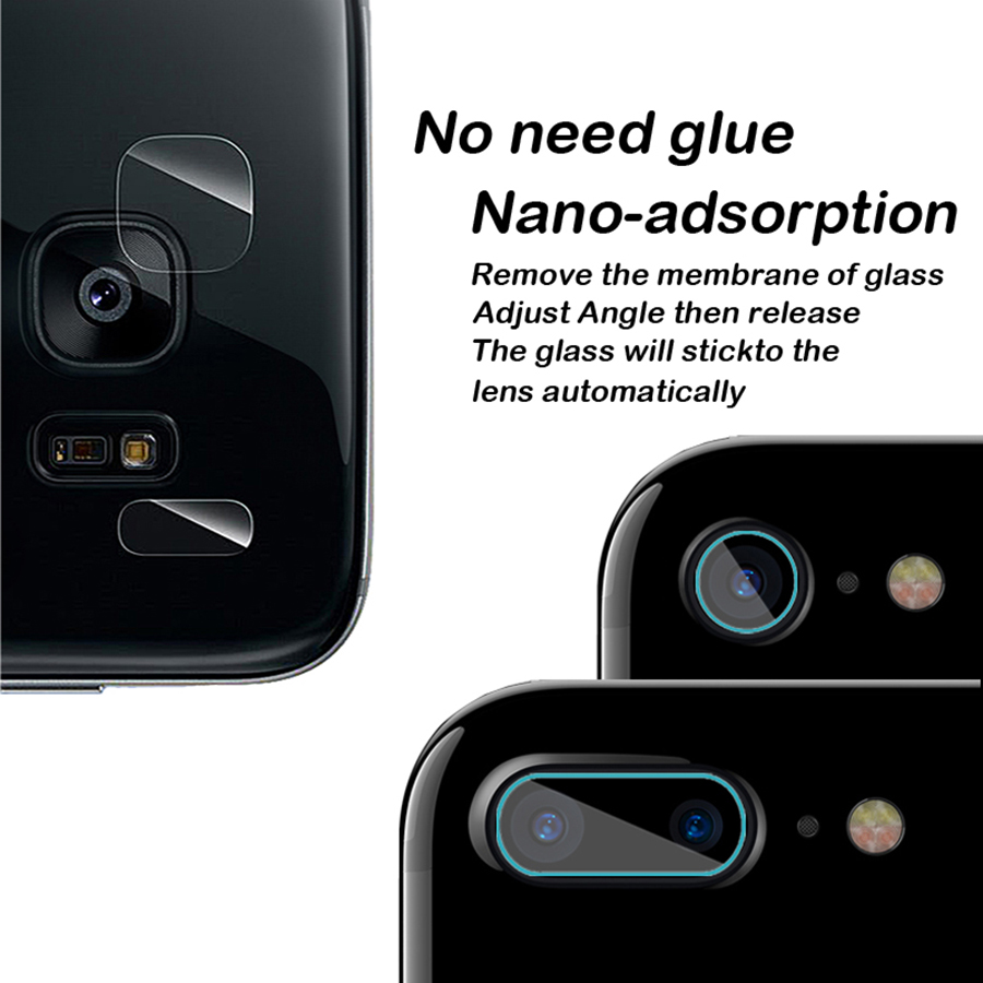 Back Rear Camera Lens 9H Tempered Glass Screen Protector HD Film For Samsung Galaxy S8 S9 Plus A8 A6 2018 S5 S6 S7 Note 8 Note4