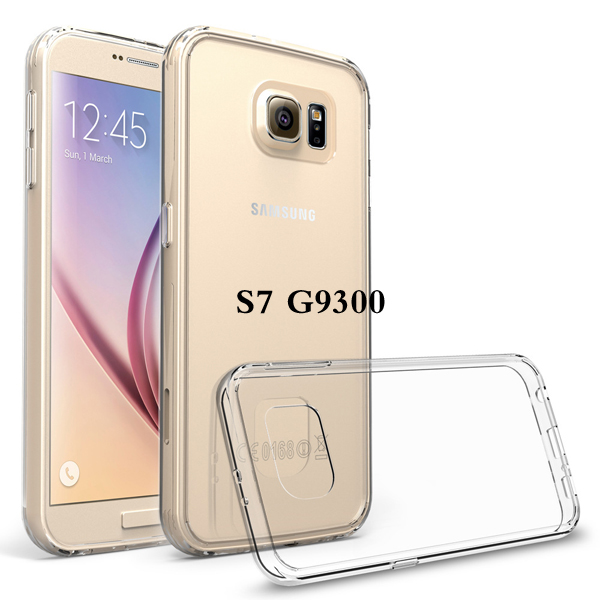 super popular b740d 6f57d US $1.18 |Soft clear cover 0.5mm super thin TPU silicon gel Phone Cases for  Samsung Galaxy S7 G9300 S7 Edge thin Case-in Fitted Cases from Cellphones  ...