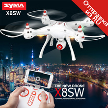 SYMA RC Drone X8SW Wifi Real Time FPV W/ HD Camera Quadcopter Drone UAV RC Helicopter Dron Headless Rotating X8SC (NO WIFI)
