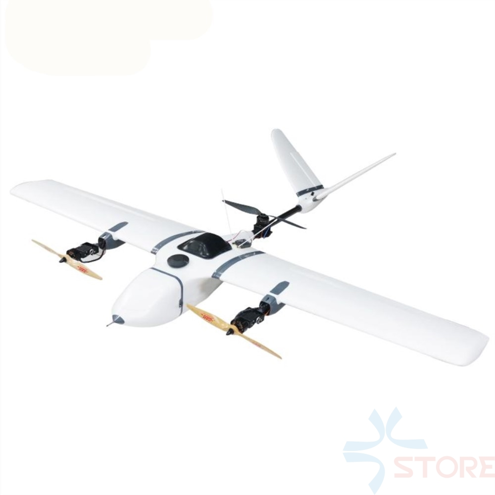US $1319 46 5% OFF|Aliexpress com : Buy MyFlyDream MFD Nimbus 1800 Long  Range VTOL Fixed Wing UAV Drones Mapping Version Kit PNP from Reliable RC