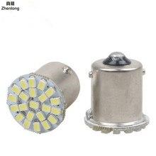 Hot Sale led 12V 1156 1157 3014 1206 22SMD LED Bulb Front Lights Brake Turn Parking Lamp Bulbs