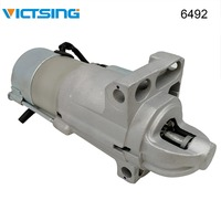 VicTsing 6492 Car Starter Motor for Cadillac Chevy GMC Truck For Chevrolet Silverado Express for Hummer H2 6.0L for ISUZU NPR