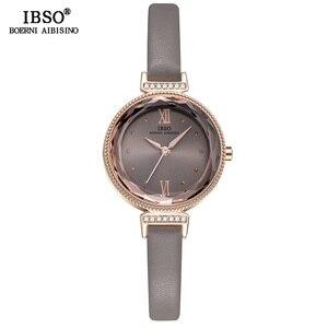 Image 3 - Ibso Nieuwe Luxe Dames Quartz Horloge Vrouwen Relogio Feminino Uur Mode Vrouwen Horloges Vrouwelijke Klok Montre Femme 2020