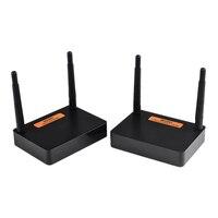 Fhd676 2.4/5G Wireless Hdmi Audio wideo nadajnik i odbiornik wsparcie 1080P 3D 200 M/660 stóp Adapter dla PC TV BOX Xbox/dostawcy usług płatniczych ( w Układy scalone wzmacniaczy operacyjnych od Elektronika użytkowa na