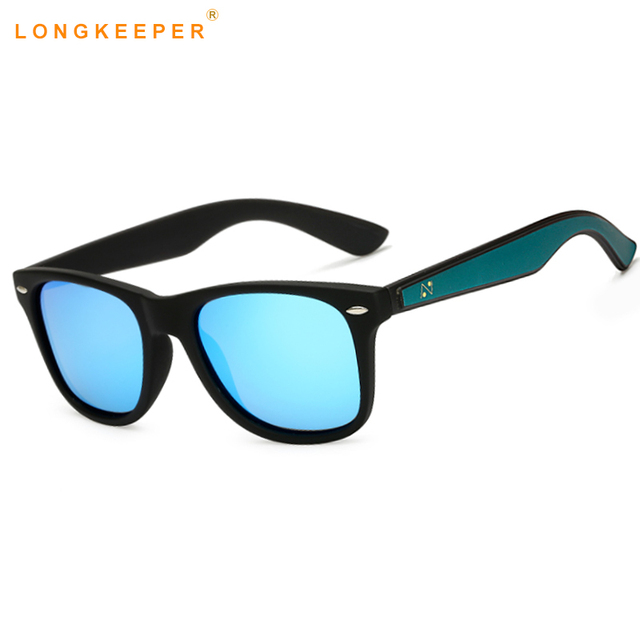 29ea8580fc 2018 New Men Brands Sunglasses Polarized Fashion Business Classic High  Quality Sun Glasses Block Driving Glare Gafas LongKeeper