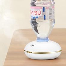 Mini humidificateur dair Portable pour voiture, USB, humidificateur dair pour la maison, humidificateur avec batterie de synchronisation