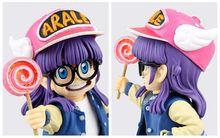NEW Dragon ball Arale Figure RARE Limited Edition