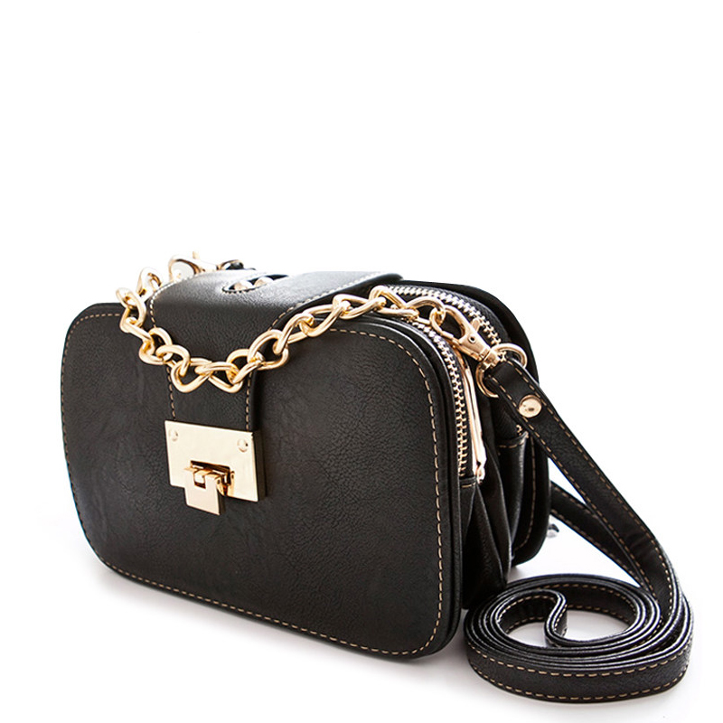 Women Box type Small Bag Classic Chain Shoulder Bag Designer Inexpensive Messenger Bag Casual Ladies Sweet