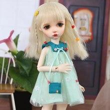 Poupée aild 3.0 Colette 1/6 BJD SD SD, figurines en résine pour filles et garçons, poupées articulées isoom