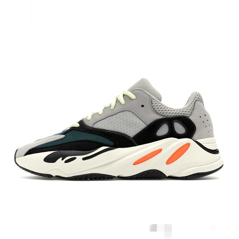 ff5f6085e6a21 Mauve 700 Wave Runner Mens Women Designer Sneakers New 700 V2 Static Kanye  West Sport Shoes-in Running Shoes from Sports   Entertainment on  Aliexpress.com ...