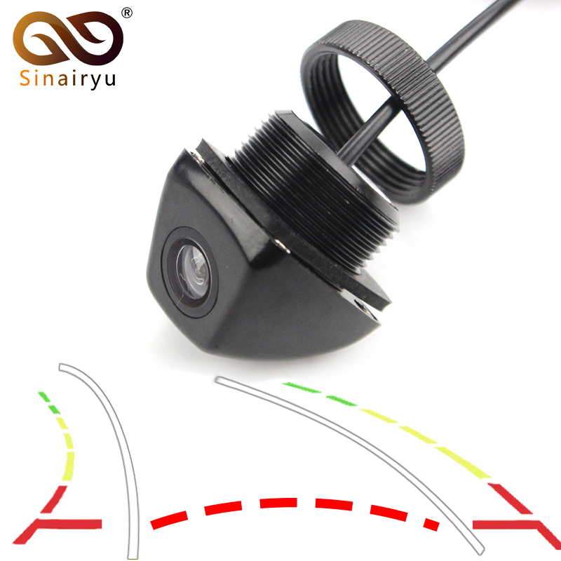 Sinairyu Intelligent Car Rear View Trajectory Vehicle Reaverse font b Camera b font for BMW X1