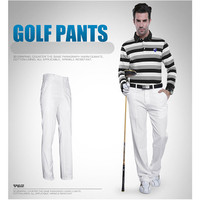 PGM Golf Pants For Men Thin Quick Dry Golf Long Clothes Trouser Waterproof Outdoor Sports Colorful