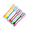 1Pcs Xiaomi Flexible LED USB Lamp  Flexible USB LED light for Power bank/comupter Portable Shining Led Lamp Protect Eyesight