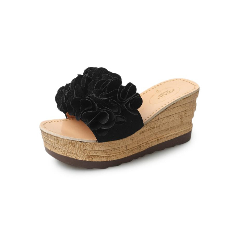 SAGACE 2018 Women sandalia Summer Floral Platform Waterproof Women Sandals Wedge Sandals Girls Hot Sale Slippers Shoes sandalsSAGACE 2018 Women sandalia Summer Floral Platform Waterproof Women Sandals Wedge Sandals Girls Hot Sale Slippers Shoes sandals