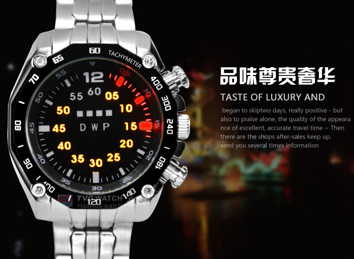 2016-Hot-TVG-Men-Digital-Watch-Stainless-Steel-Strap-LED-Light-Round-Case-Water-Resistent-Night111