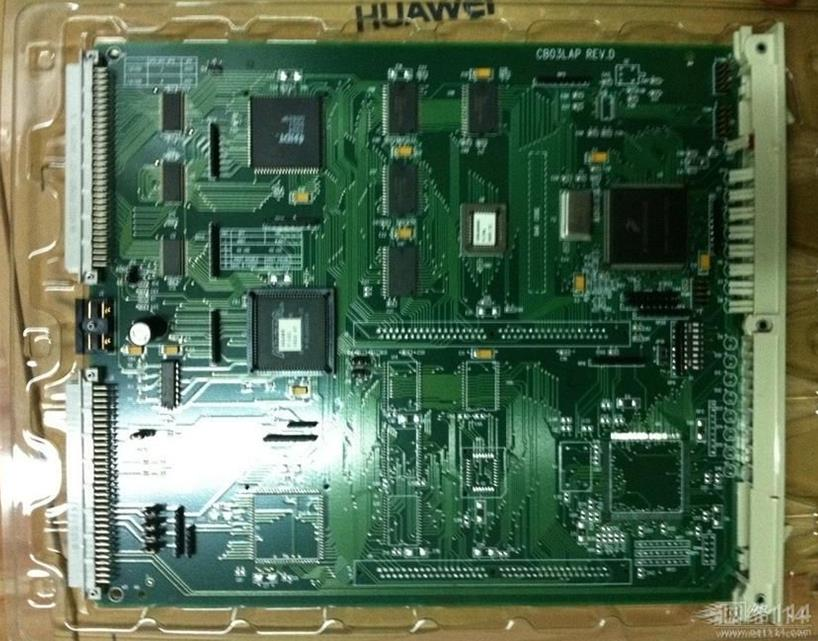 Huawei U111OSUB1 U1910/11/30/60 Universal Analog Extension Board 32FXS With User Cable