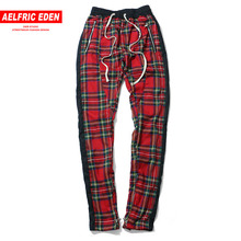 FGKKS Street 2019 Autumn Men's Sweatpants Hip Hop Harem Trousers Joggers Male Pants
